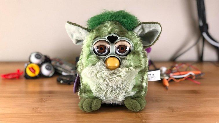 Furlexa: I turning a Furby into an Amazon Echo
