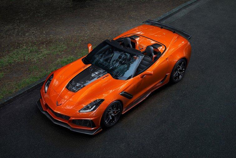 2019 Corvette ZR1 Convertible | Uncrate