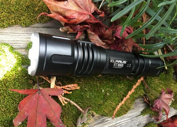 Klarus XT12S - 1600 lumens & dual tactical tail switch - Final30.com