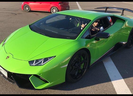 Lamborghini Huracan Performante Vs Ferrari 488 GTB Vs Nissan GT-R [DT Test Drive]