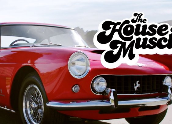 Chevy-Swapped 1962 Ferrari 250 GTE! [The House Of Muscle - Episode 5]