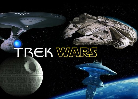 TREK WARS: Star Wars/Star Trek Crossover Fan-Trailer - YouTube