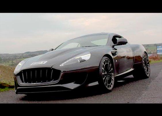 Kahn Vengeance Aston Martin DB9 [Driven]