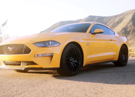 First Drive: 2018 Ford Mustang GT [Motor1]