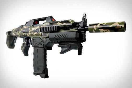 Custom Nerf Guns | Uncrate