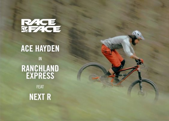 Ace Hayden Rides Next R in Ranchland Express