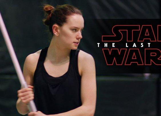 Star Wars: The Last Jedi - Training Featurette