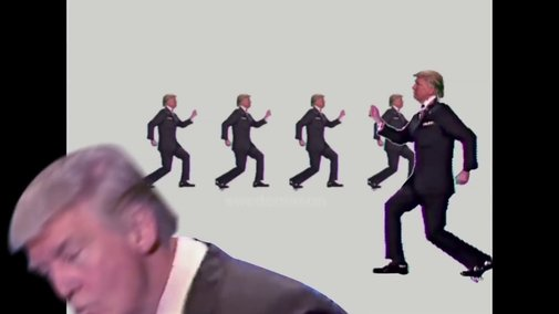 Talking Heads Mashup with Donald Trump