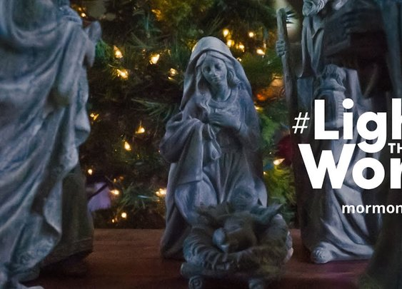 #LightTheWorld: A Christmas Message