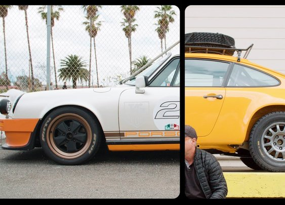 Luftgekühlt 4: The Art Of Porsche [Donut Media]