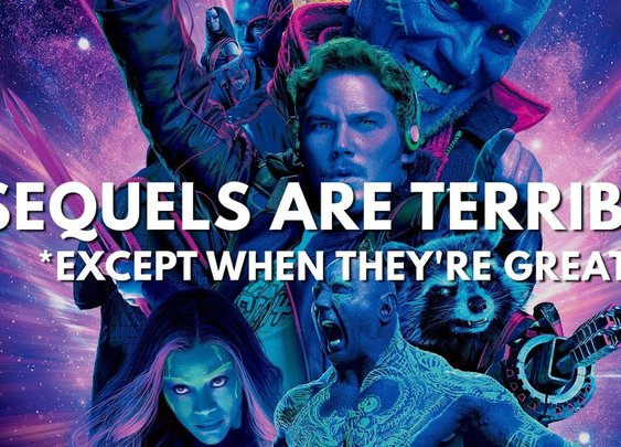 Guardians Of The Galaxy Vol. 2: Sequels Are Terrible, Except When They're Great [Burger Fiction]