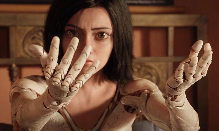 'Alita: Battle Angel' Trailer | Cool Material