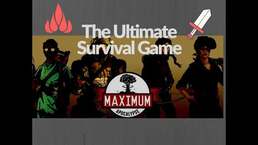 Maximum Apocalypse - The Ultimate Survival Game - YouTube