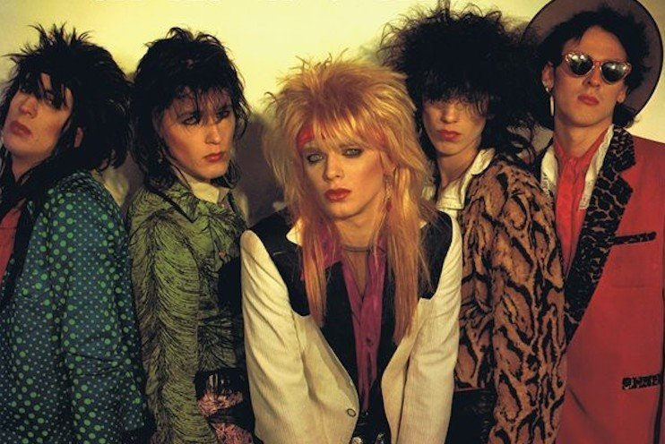 Hanoi Rocks' Influence Can Be Heard and Seen All Over '80s Glam Metal | L.A. Weekly