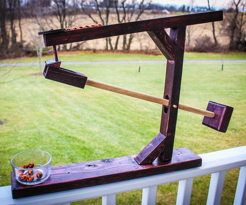 Wooden Marble Roller Machine: 22 Steps (with Pictures)
