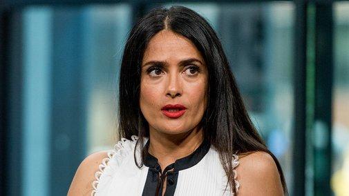 Salma Hayek: Weinstein Threatened to Kill Me