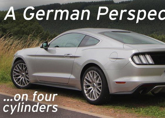 German Perspective On Ecoboost Mustang [Everyday Driver Europe]