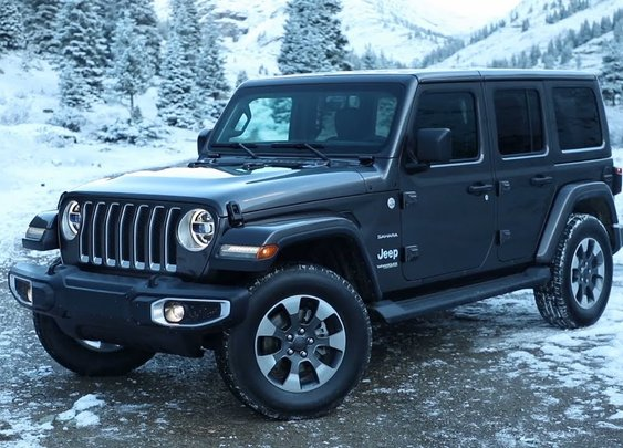 First Drive: 2018 Jeep Wrangler [Motor1]