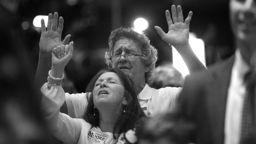Can Evangelicalism Survive Donald Trump and Roy Moore? | The New Yorker