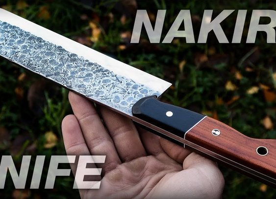 20 Minutes of Relaxing Japanese Knife Making