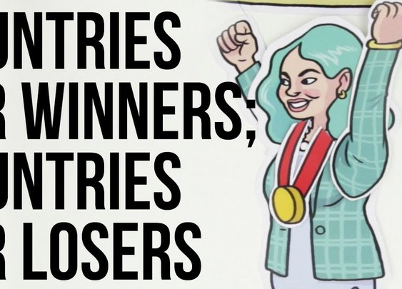 Countries For Winners, Countries For Losers [The School Of Life]