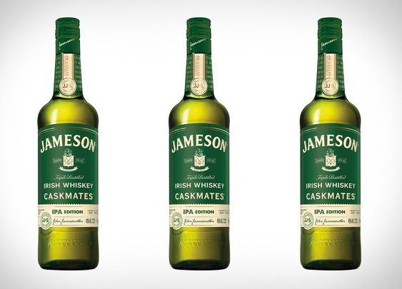 Jameson Caskmates IPA Irish Whiskey | Uncrate