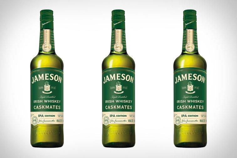 Jameson Caskmates IPA Irish Whiskey | Uncrate