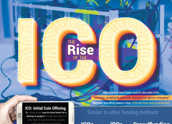 The Rise of the ICO | Find out all major milestones | Coinlist.me