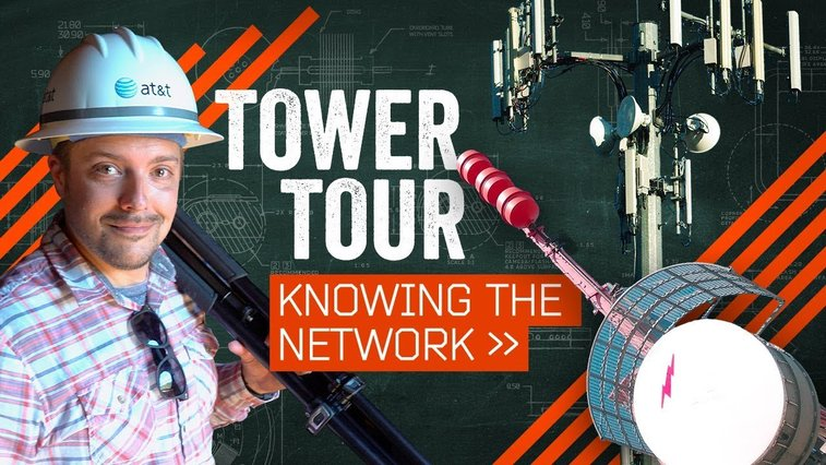 Knowing The Network: How Cell Towers Work [MrMobile]