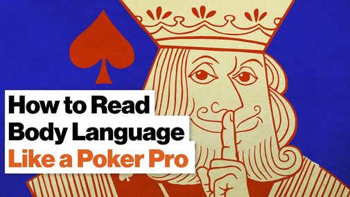 Poker Pro Explains Real Bluffing Tells