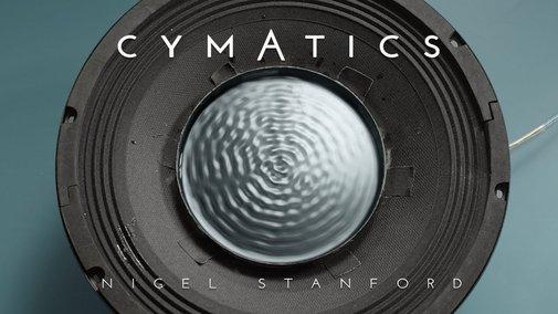 CYMATICS: Science Vs. Music - Nigel Stanford - YouTube
