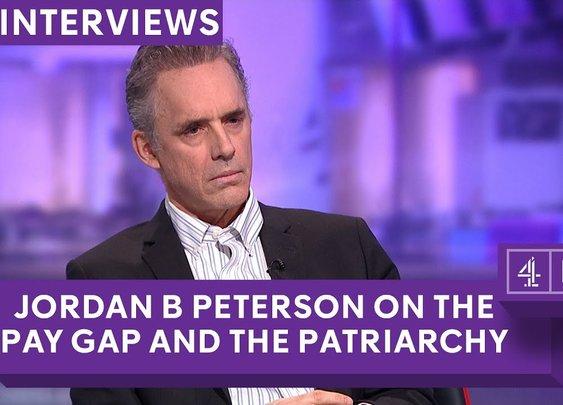 Jordan Peterson debate on the gender pay gap, campus protests and postmodernism - YouTube