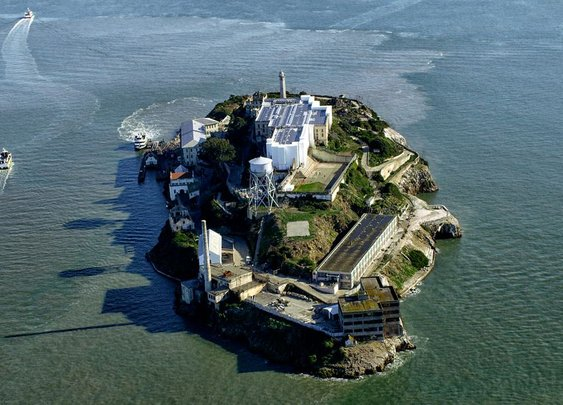 The 1962 Alcatraz Prison Break, Inspired by Popular Mechanics
