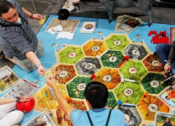Settlers of Catan and the Invasion of the German Board Games