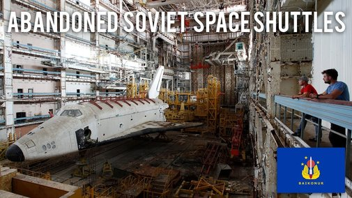 Sneaking Into an Abandoned Soviet Space