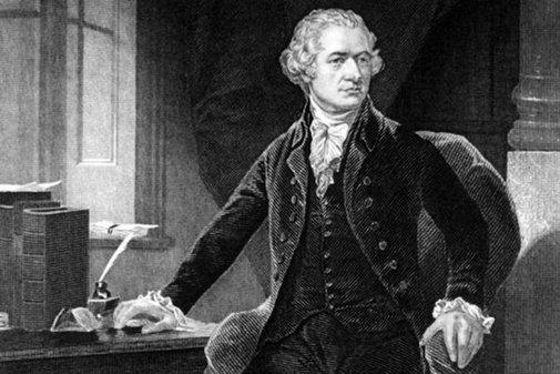 Alexander Hamilton's Deep Advice