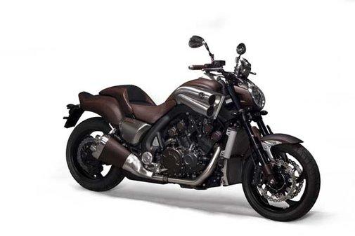 #Hermes x Yamaha V-Max Concept Bike