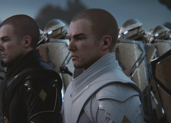 "STAR WARS: The Old Republic – Knights of the Fallen Empire – ""Sacrifice"" Trailer - YouTube"