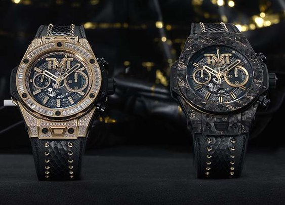 "Hublot Big Bang Unico ""The Money Team"" Chronograph"