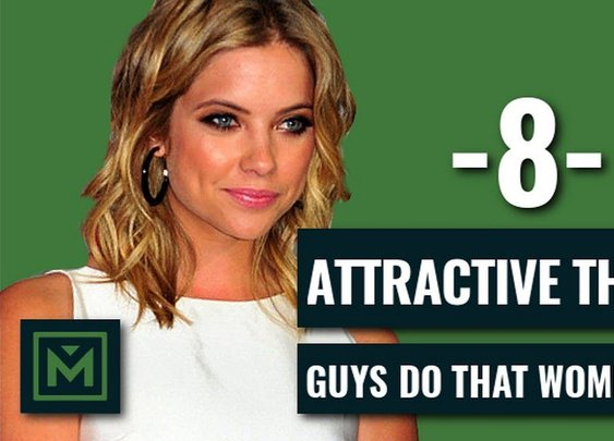 8 Things Women Are Highly Attracted to - Things Girls LOVE When Guys Do - YouTube