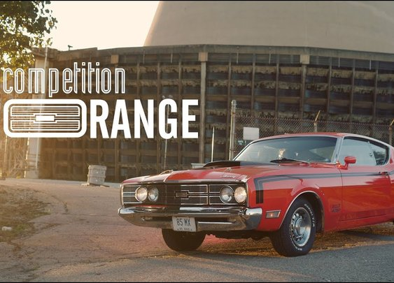 1969 Mercury Cyclone CJ: An American Pastime