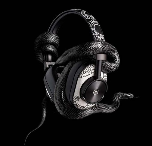 Master & Dynamic Creates Limited Edition Headphones With Tattoo Artist Scott Campbell