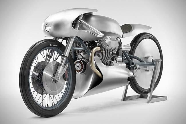 Moto Guzzi Airforce By Death Machines Of London