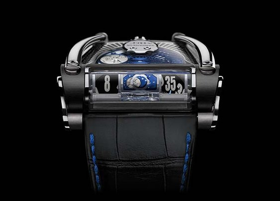 #MoonMachine2 by MB&F x STEPAN SARPANEVA