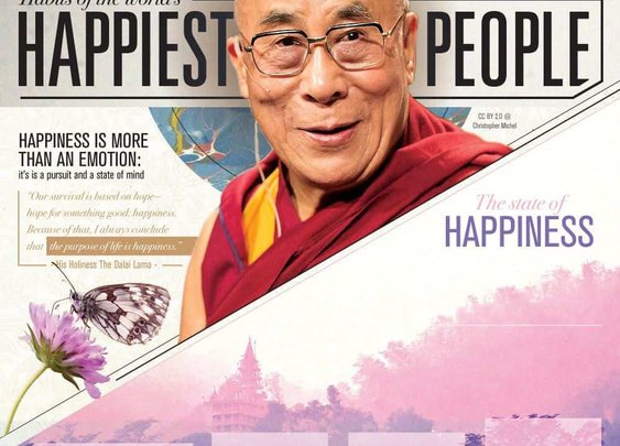 Habits of the Worlds Happiest People (Infographic) - Family Living Today