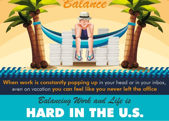 Is Work/Life Balance Possible? (Infographic) - Family Living Today