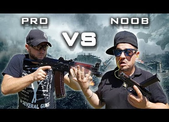 Do's And Don'ts: Pro VS Noob Shooter [Polenar Tactical]