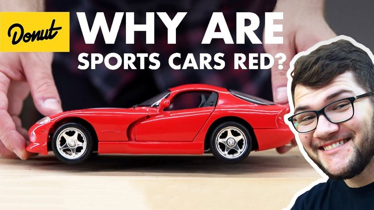 Why Are Sports Cars Red? [WheelHouse]