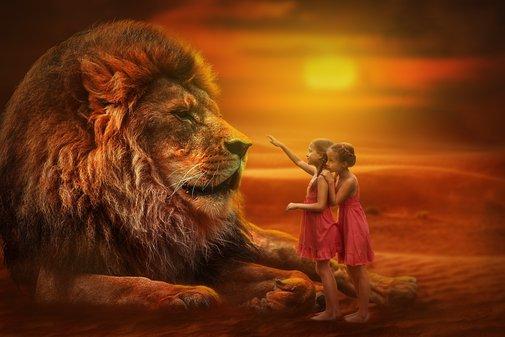 MMC 42: Lion or a Lamb - Part 1 - Finding Balance | Manlihood.com