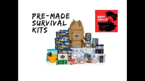 Premade Survival Kits: The Good, the Bad and the Ugly - YouTube
